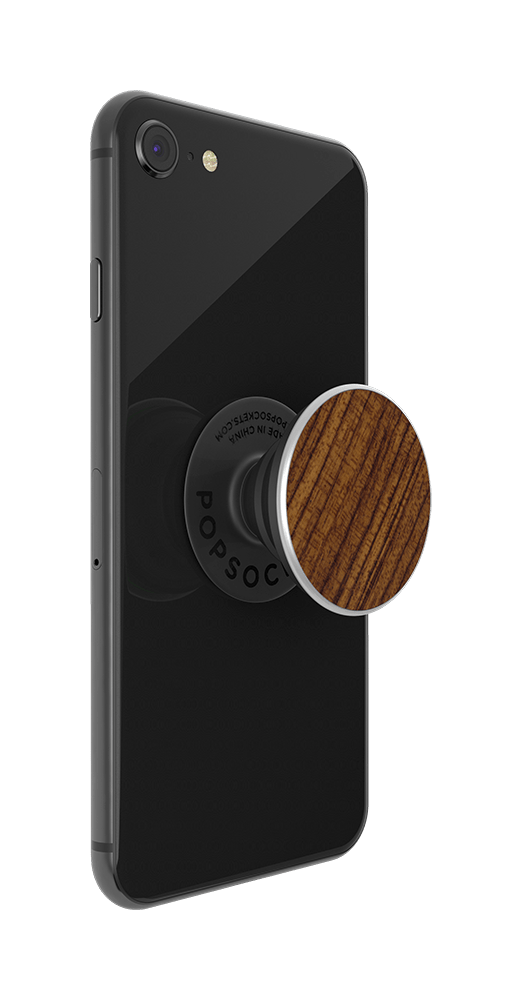 Wood PopGrip, PopSockets