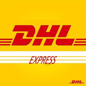 New parcel service DHL expedited international shipping