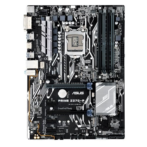ASUS PRIME Z270-P/DRAGON Intel Motherboard Z270 1151 socket ATX USB3.0 DDR4 HDMI