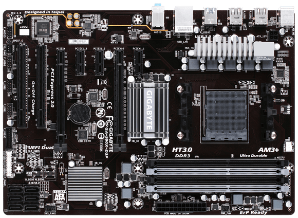 Gigabyte Technology GA-990X-D3P Desktop computer motherboard,AMD,AM3/AM3+ socket,ddr3,ATX,X990