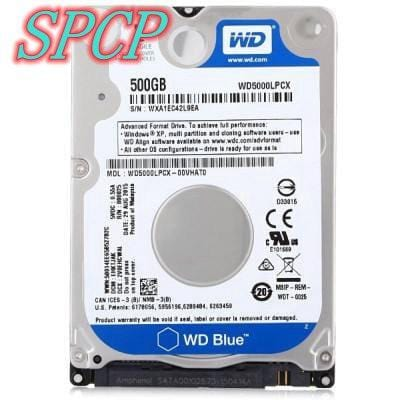 NEW WD Blue 500GB 2.5