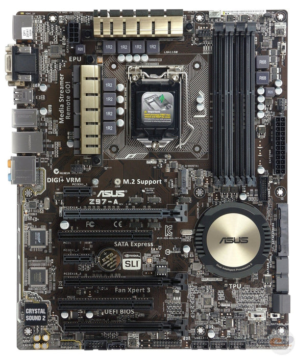SPCP ASUS Z97-A Z97 computer Motherboard 1150 M.2 socket DDR3 ATX usb3.0 hdmi