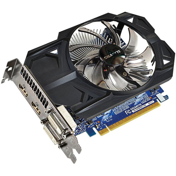 Gigabyte NVIDIA GeForce GTX 750 GV-N750oc-1GI 1G DDR5 PCI-E HDMI DVI Graphics card