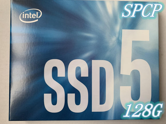 Intel® SSD 545s Series 128GB, 2.5in SATA 6Gb/s, 3D2, NAND TLC,7.0mm,Internal Solid state drive