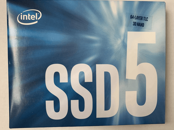 Intel® SSD 545s Series 512GB, 2.5in SATA 6Gb/s, 3D2, NAND TLC,7.0mm,Internal Solid state drive