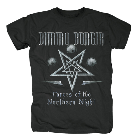 The Forces of the Northern Night Star T-Shirt