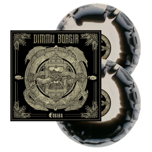Eonian Bone & Black Swirl Vinyl LP