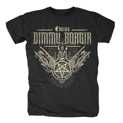 Eonian Ornaments Front Only T-Shirt