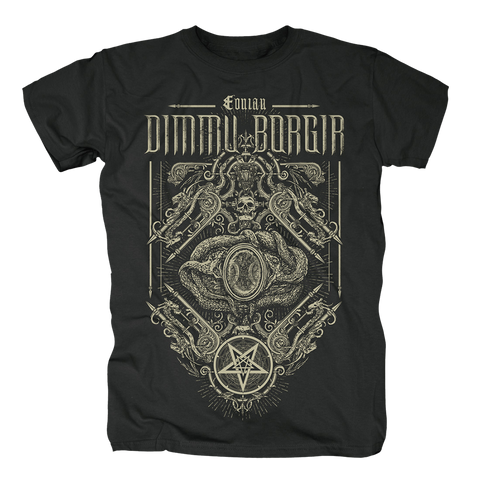 Eonian Snakes Ornament T-Shirt