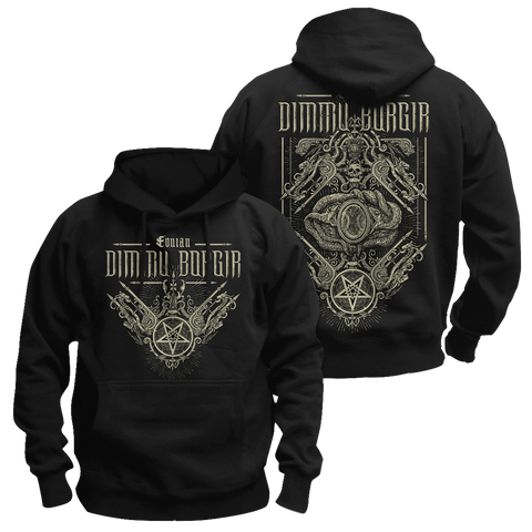 Eonian Snakes Pullover Hoodie