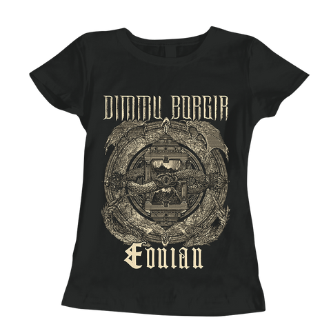 Eonian Album Cover Ladies T-Shirt