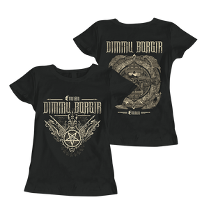 Eonian Ornaments Ladies T-Shirt