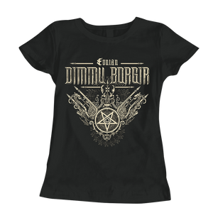 Eonian Ornaments Front Only Ladies T-Shirt