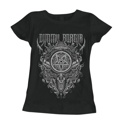 Eonian Pentagram Ladies T-Shirt