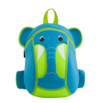 3D Elephant School Waterproof Backpacks