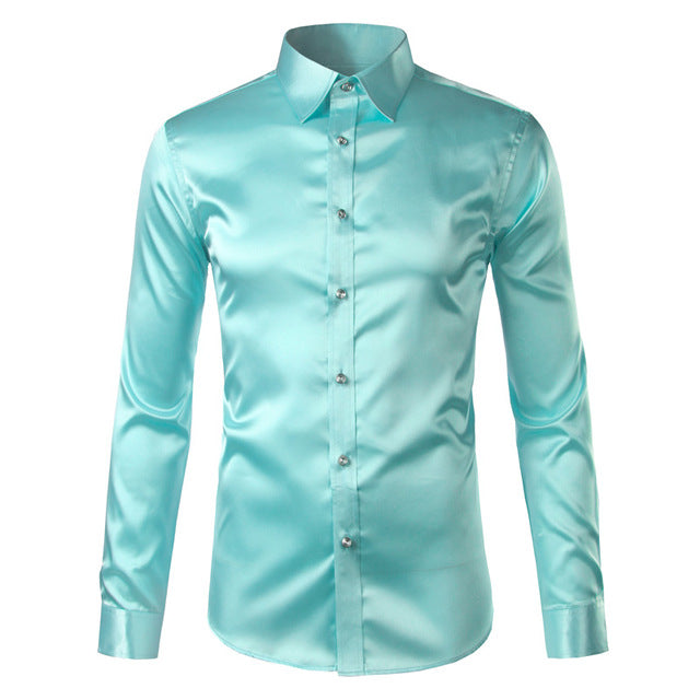 Bright Long Sleeve Shirt