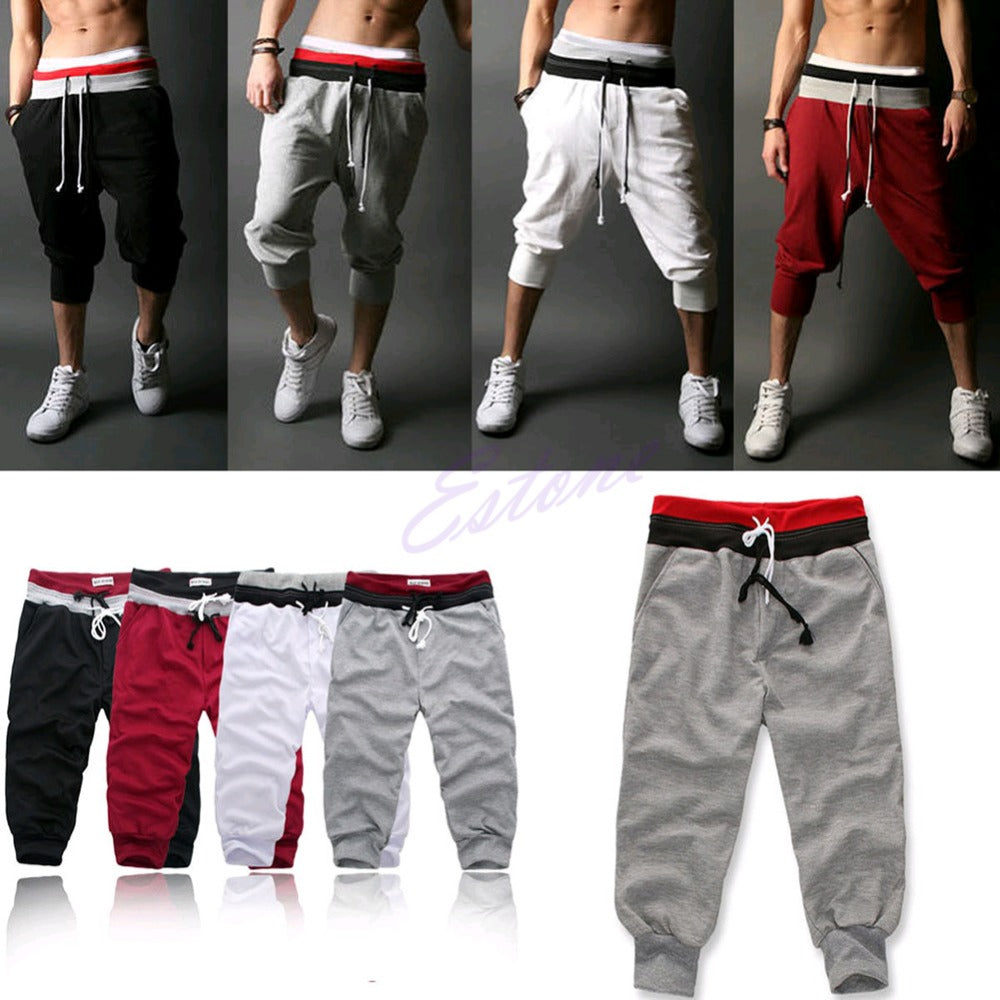 Sporty Men Baggy Jogger (New Arrival)