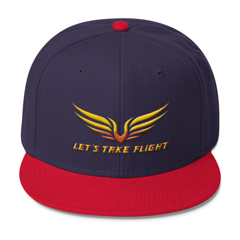 Let's Take Flight Snapback