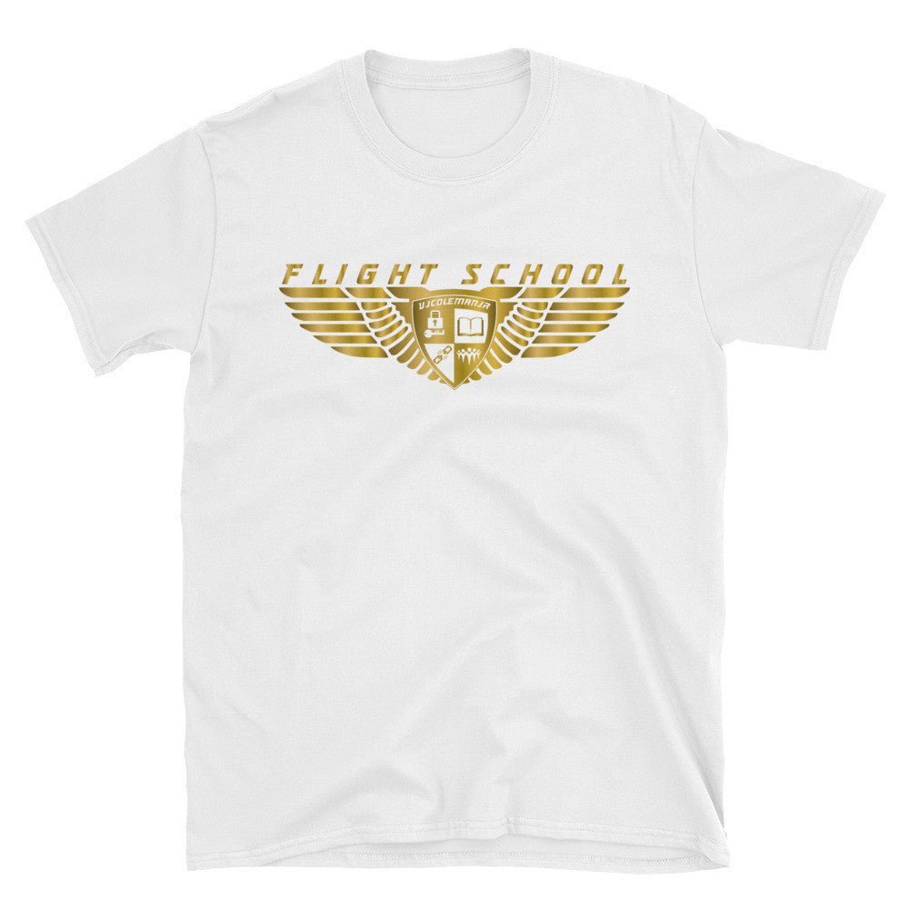 Flight School Logo Unisex T-Shirt