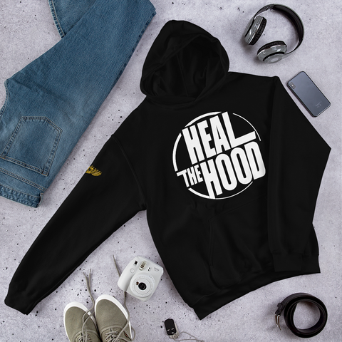 Heal the Hood - Hooded Sweatshirt