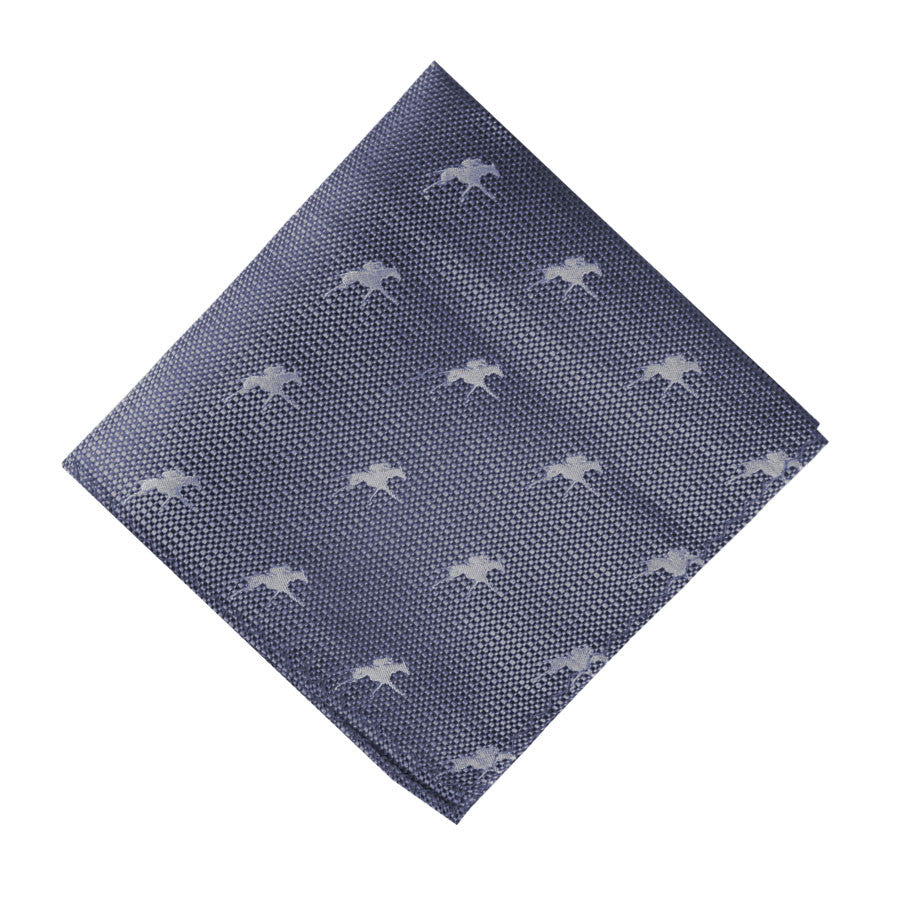 Keeneland Logo Pocket Square