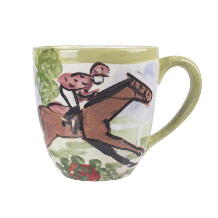 Frederique's Large Racing Mug