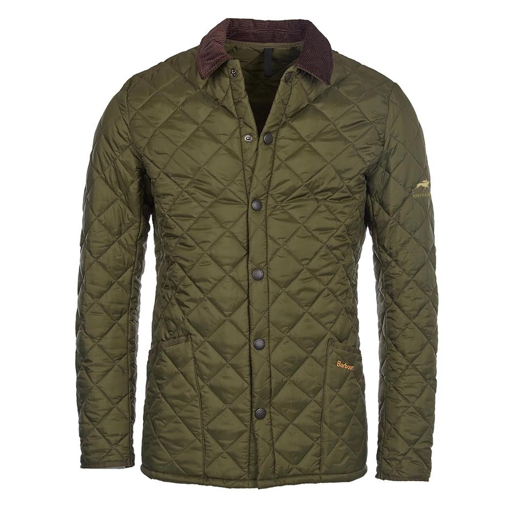 Barbour Keeneland Men's Heritage Liddesdale Quilted Jacket