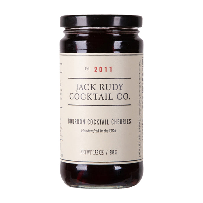 Jack Rudy Bourbon Cocktail Cherries