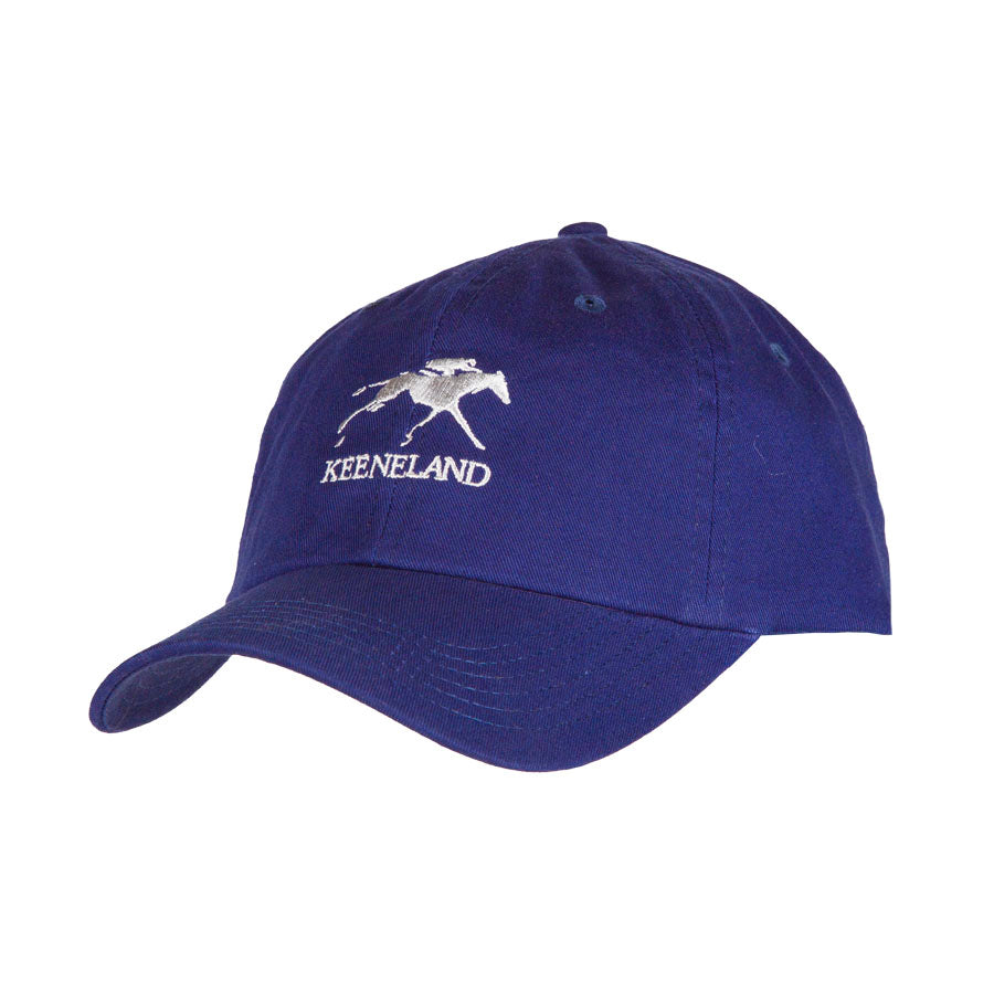 Imperial Keeneland Stacked Logo Cotton Twill Hat