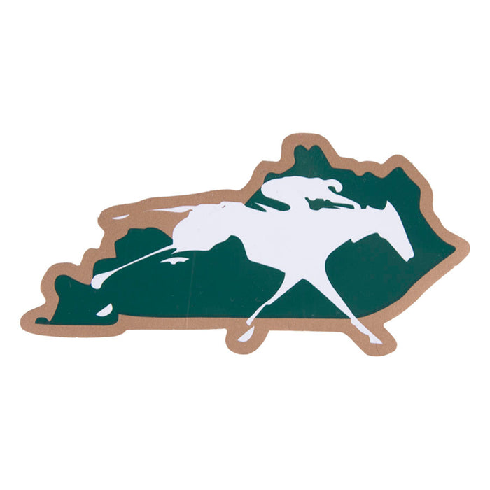 Keeneland/Kentucky Logo Decal