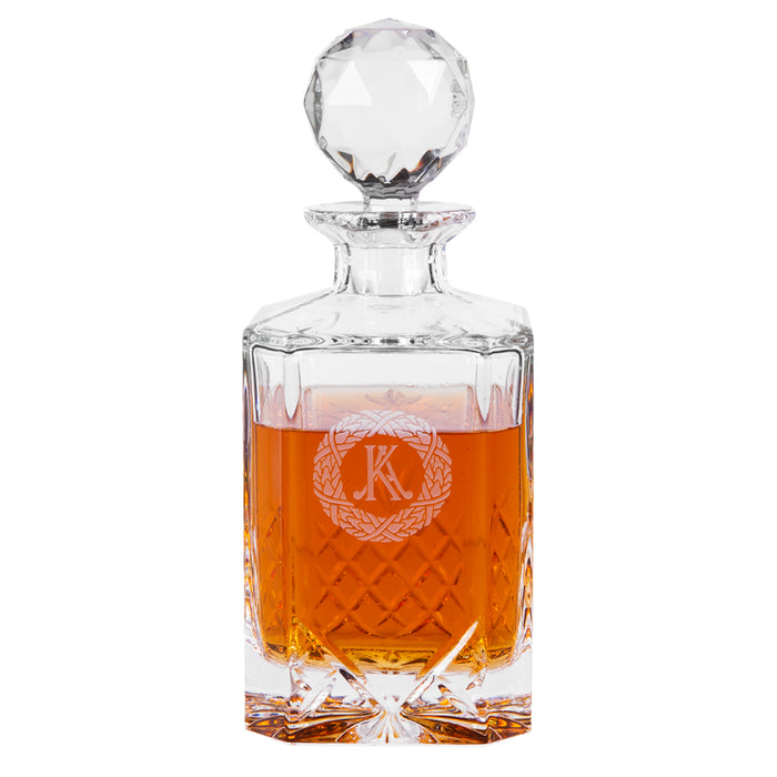 Keeneland Director's Decanter