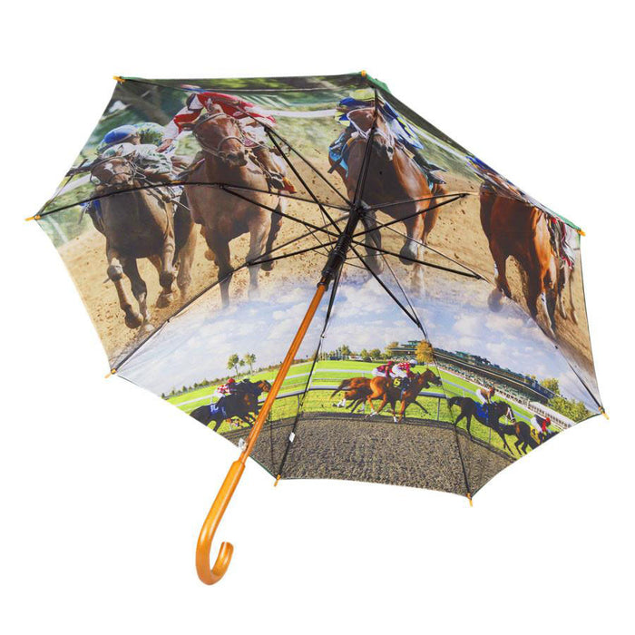 Racing Scene Umbrella