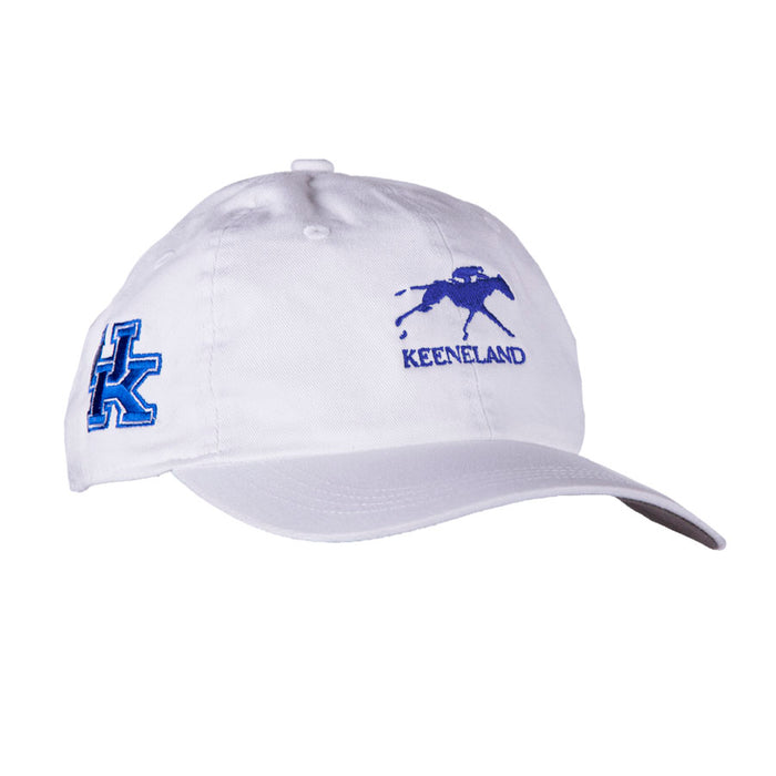 Ahead Keeneland & UK Classic Cut Logo Twill Cap