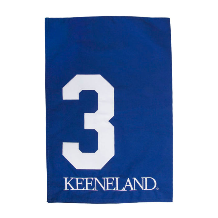 Keeneland Saddle Towel
