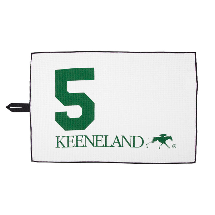 Keeneland Golf Towel