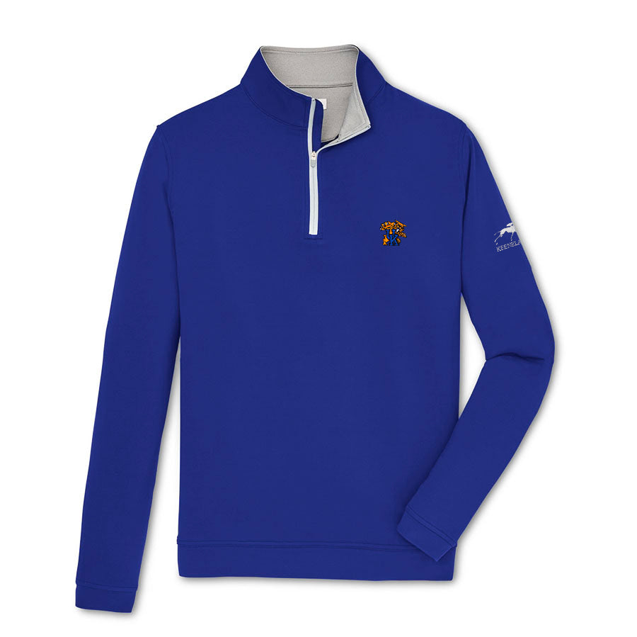 Peter Millar Keeneland Men's UK Perth Stretch 1/4 Zip
