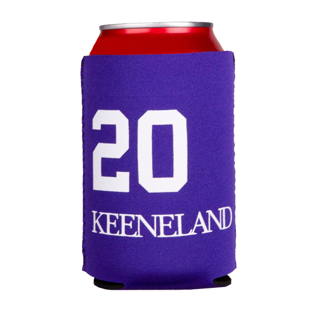 Keeneland Two-Pack Neoprene Koozies