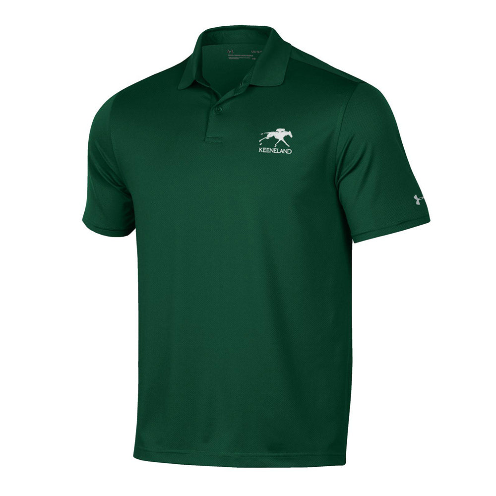 Under Armour Keeneland Men's 2.0 Solid Performance Polo
