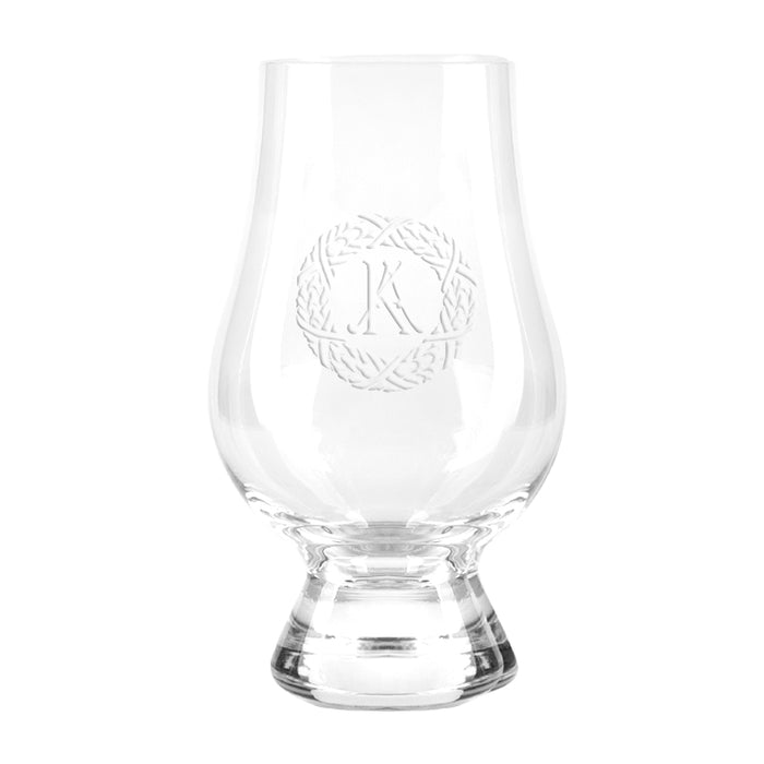 Keeneland Glencairn Whiskey Glass