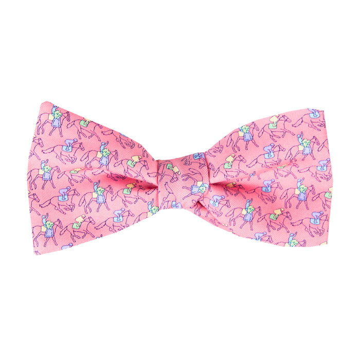 Vineyard Vines Keeneland Racing Victory Bow Tie