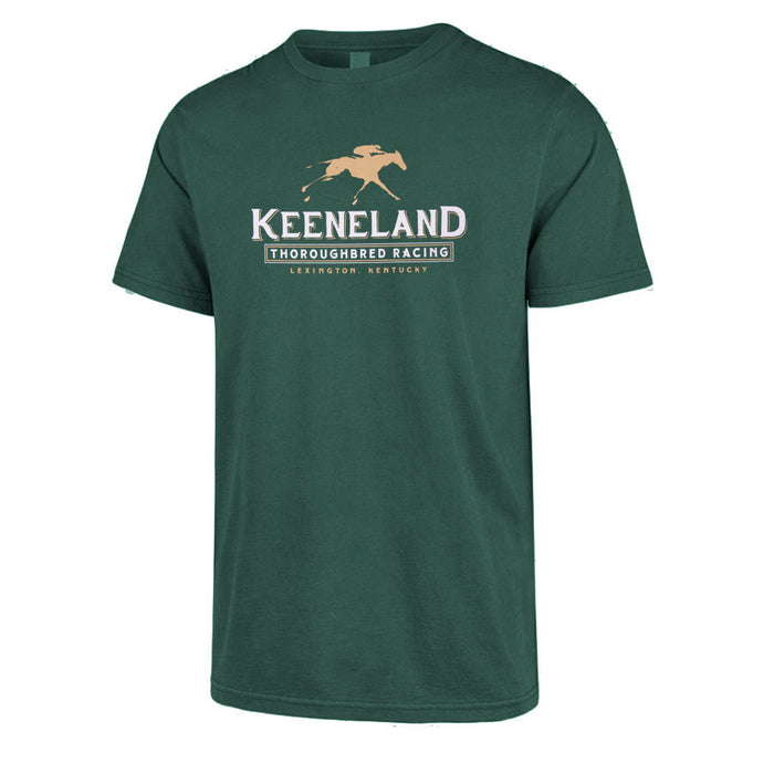 Ahead Keeneland Old World Graphic Tee