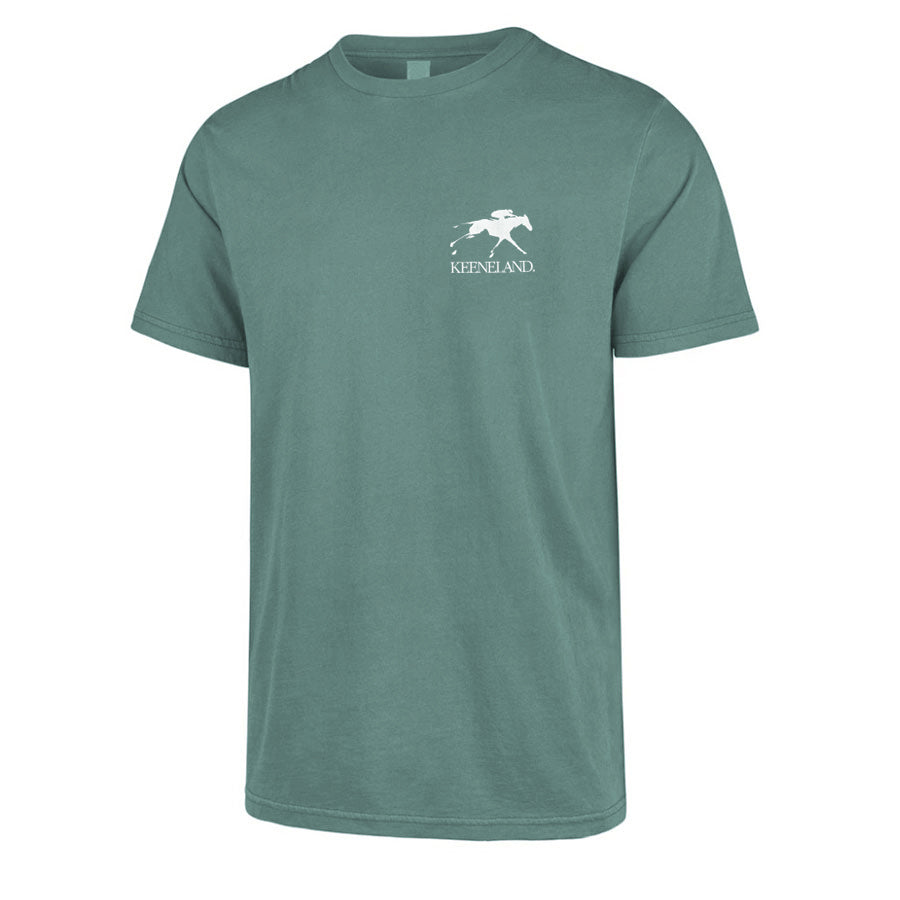 Ahead Keeneland My Old Kentucky Home Tee