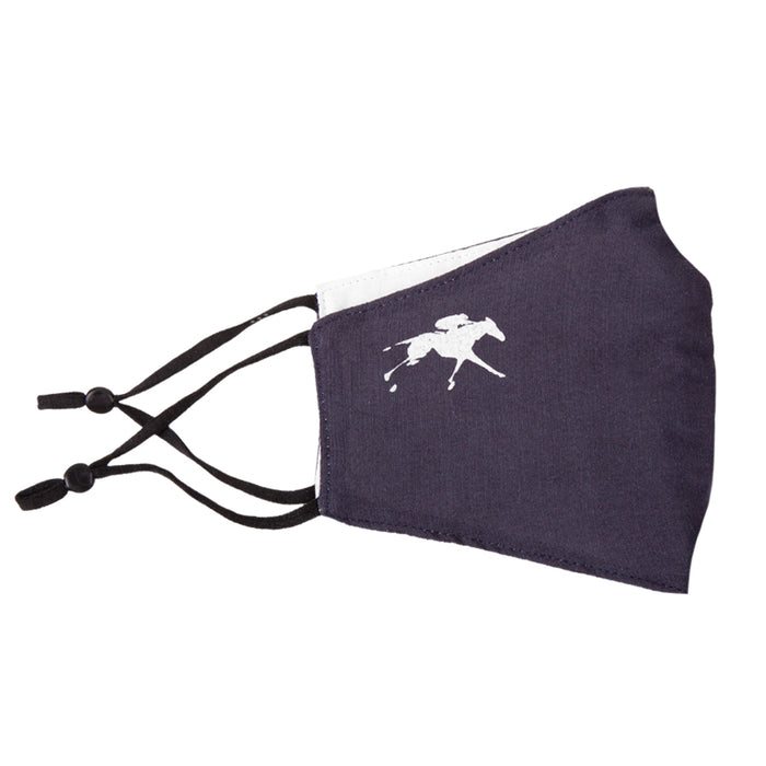 Keeneland Adjustable Face Mask
