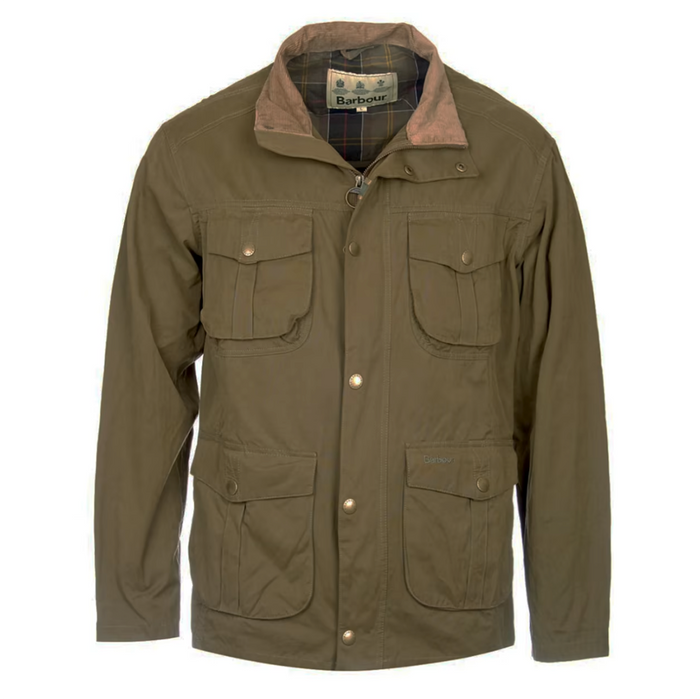 Barbour Men's Sandlering Casual Jacket