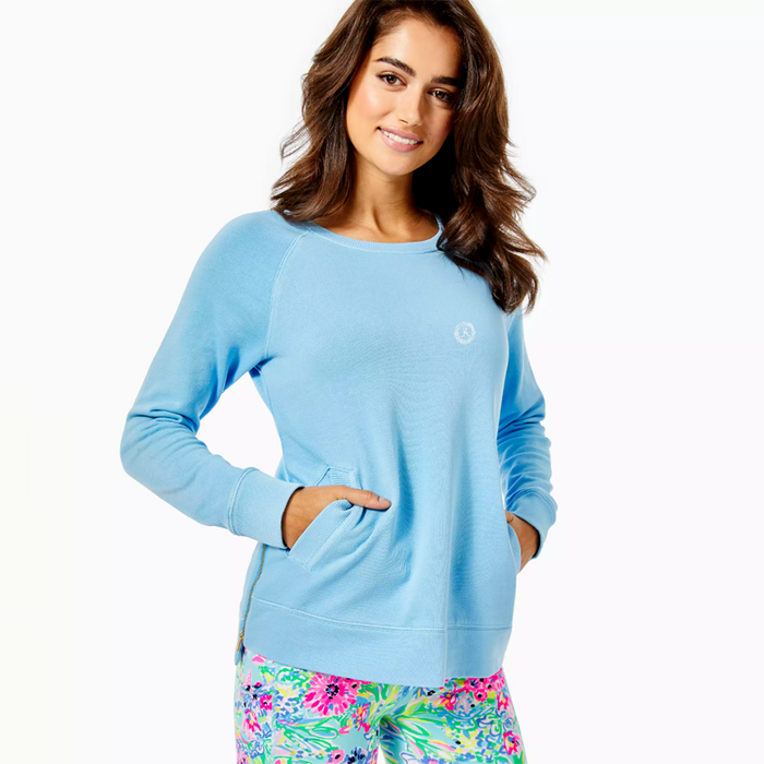 Lilly Pulitzer Keeneland Women's Beach Comber Pullover