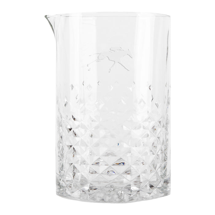 Keeneland Carats Mixing Glass