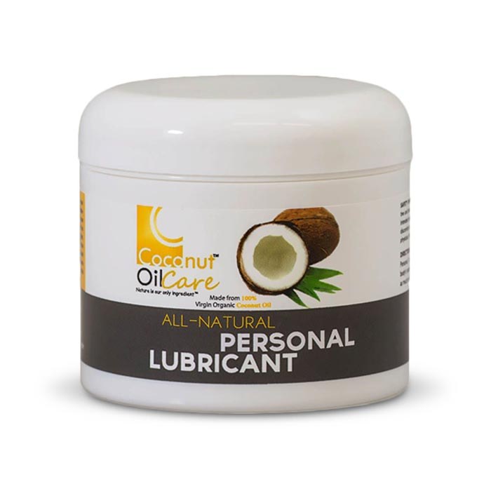 Is coconut oil a good lube