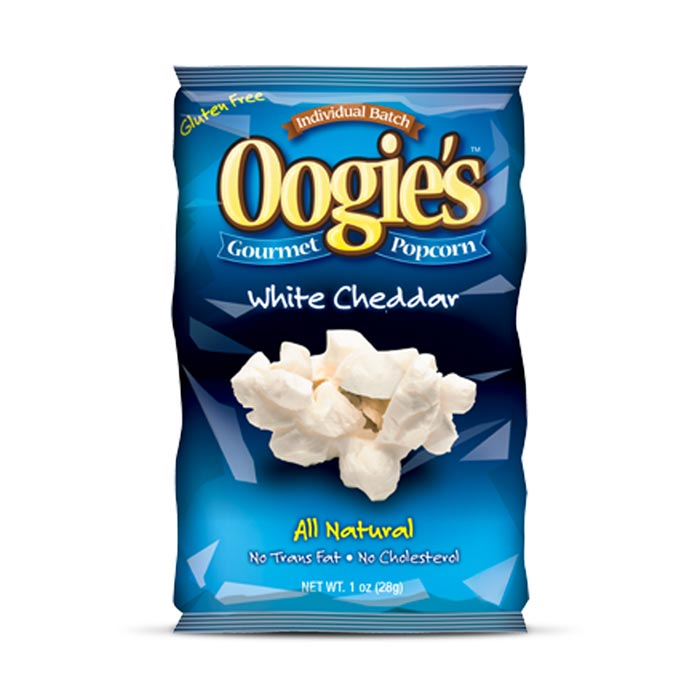 Oogie's White Cheddar Popcorn | Bulu Box - Sample Superior Vitamins and Supplements