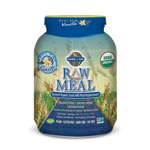 Garden of Life RAW Organic Meal Mini Vanilla | Bulu Box - sample superior vitamins and supplements