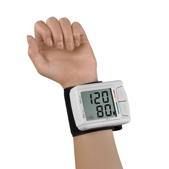 Veridian Health Automatic Digital Blood Pressure Wrist Monitor
